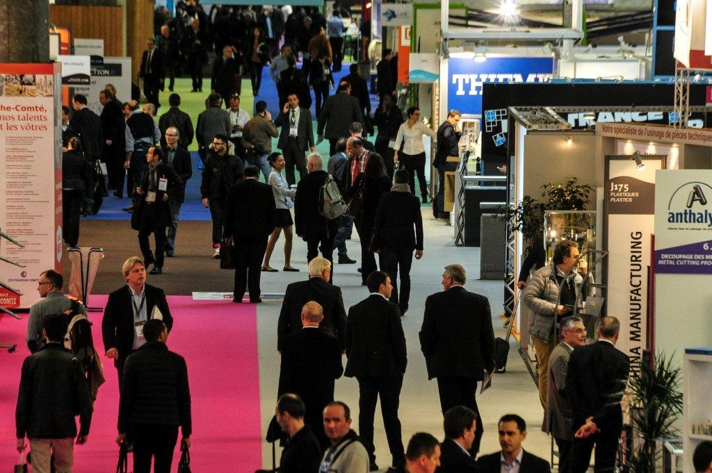 2016 1101 Salon Midest rendez-vous de l industrie les stands